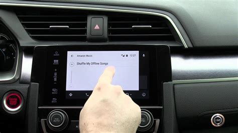 2017 Cars With Android Auto by 2017 Honda Accord Android Auto Best New Cars For 2018