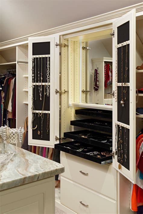 superb jewelry armoire ikea in closet traditional with