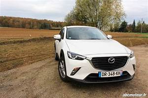 Essai Mazda Cx 3 Essence : essai mazda cx 3 que cache t il sous ses belles lignes ~ Gottalentnigeria.com Avis de Voitures