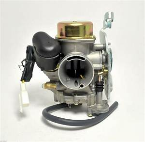 Carburetor For Manco Talon 260cc 300cc Linhai Bighorn 260