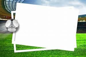 Marcos para fotos png de futbol Imagui
