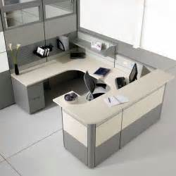 Round Type Modern Office Workstation For 4 People (SZ-WS470)