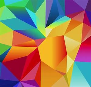 Abstract geometric polygonal vector background Free vector ...