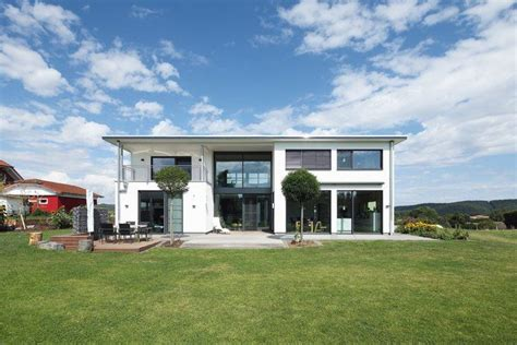 Moderne Häuser Mit Viel Glas by Klare Architektur Kante Und Viel Glas F 252 R Blick Und