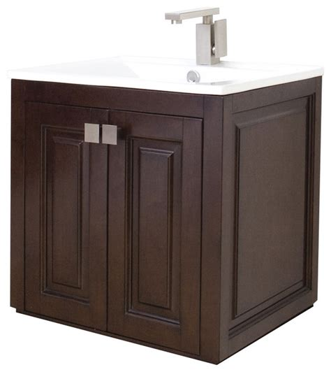 wall mounted bathroom vanity cabinet only transitional wall mount birch vanity base only tobacco