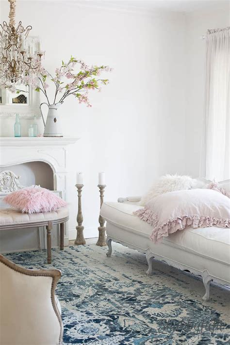 How To Decorate A Room Beautifully With Blush Pink