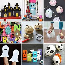 Halloween Craft Ideas From Pinterest  Popsugar Moms