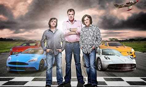 top gear investigates top gear after clarkson gaffes