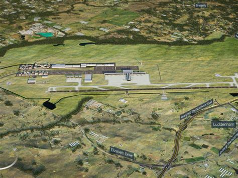 western sydney airport badgerys creek airport technology