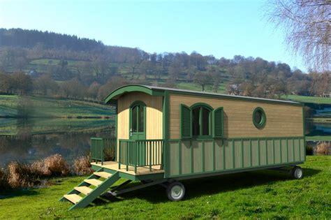 canapé lit modulaire roulottes en bois