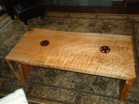 tiger maple coffee table coffee table design ideas