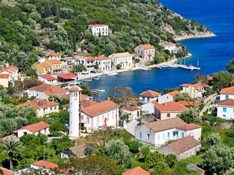 Sailing Holidays In Ithaca Enjoy Sailing Holidays In Greece