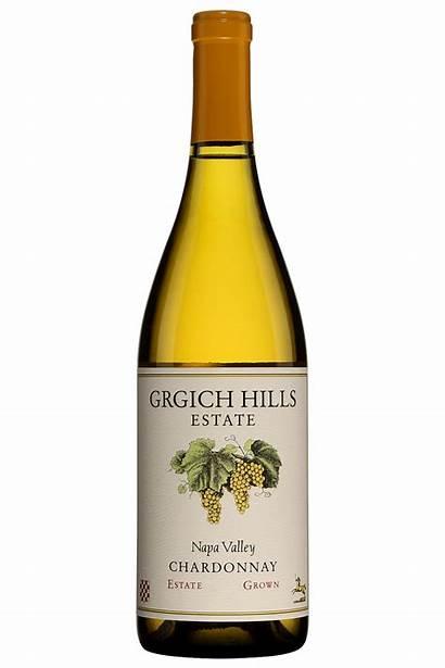 Grgich Hills Chardonnay Napa Valley Estate Saq