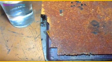 metal vinegar rust remove quickly stubborn diy furnishings cheaply easily fast brilliant heavily brilliantdiy