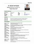 Doc 700990 Sample Resume For Teacher Job Application Resume Examples Simple Simple Resume Examples For Jobs Resume Job Description Resume Cover Letter Template Job Resume Resume Cv