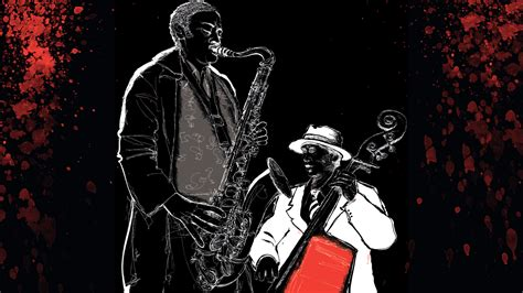 bass  sax jazz wallpaper  fast food corporations