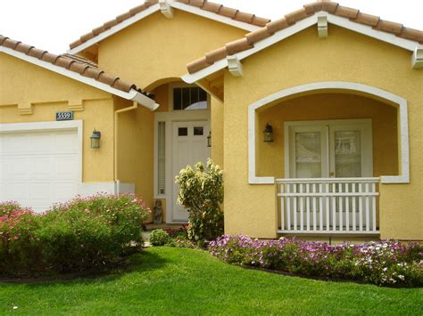 exterior house paint ideas using and bright colors