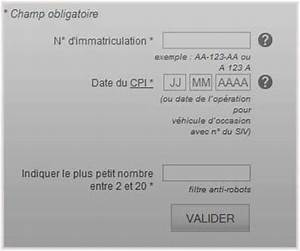 Carte Grise Scooter En Ligne : demande en ligne de carte grise online application ~ Medecine-chirurgie-esthetiques.com Avis de Voitures