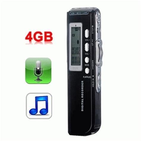 perekam suara digital dan pemutar mp3 8gb jernih