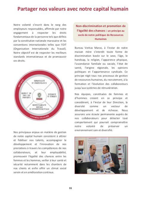 bureau de controle maroc rapport rse de bureau veritas maroc 2015 2016