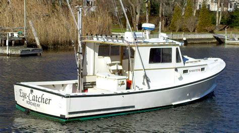 Charter Boat Tax Deduction by Harris Cuttyhunk Boats For Sale