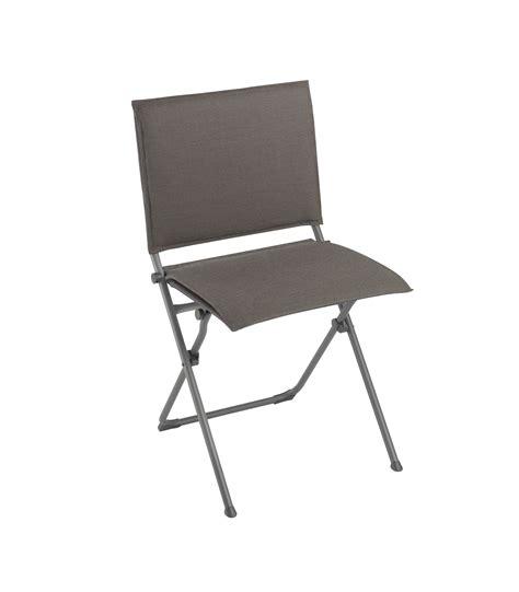 lafuma chaise chaise anytime de lafuma 3 coloris