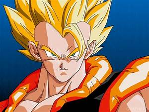 DRAGON BALL Z WALLPAPERS: Gogeta Super Saiyan