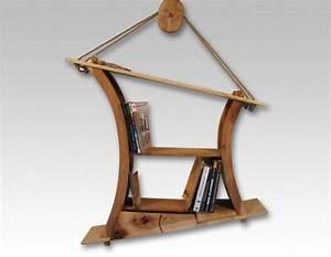 Etagere Tiroir Suspendu : meuble suspendu atelier leny soleil ~ Teatrodelosmanantiales.com Idées de Décoration