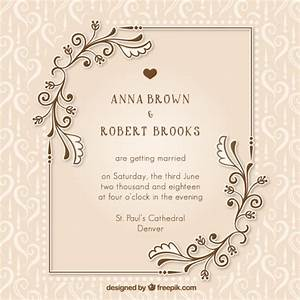 design a wedding invitation card wedding invitation With wedding invitation cards designs psd file