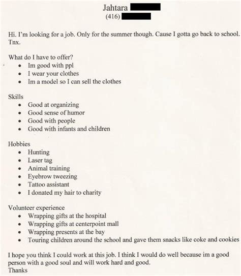 Funny Real Resumes  Damn Cool Pictures. Communication Skills On Resume. How To Write A Resume For Warehouse Job. Resume Sample Software Engineer. Cath Lab Tech Resume. Quality Resume. How To Send Resume Through Email. Foreman Resume. Onet Online Resume
