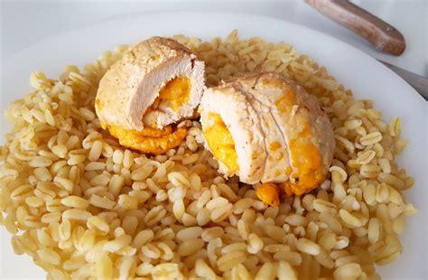 cuisiner paupiette recette paupiettes de dinde à la mimolette miss elka