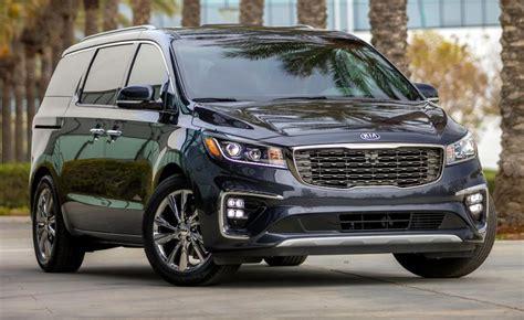 Kia Spruces Up The Handsome Sedona Minivan For 2019 Ny