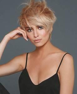Coupe Courte 2019 Femme : coupe de cheveux tres courte 2019 ~ Farleysfitness.com Idées de Décoration