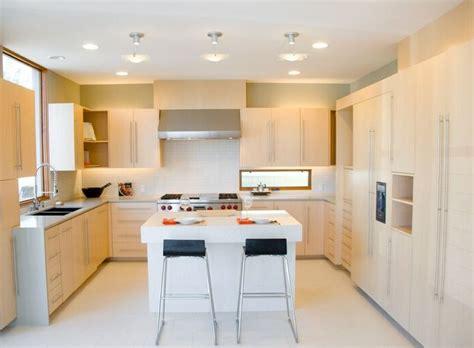 cuisine taille taille cuisine avec ilot central dootdadoo com idées