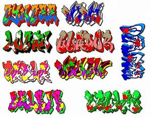 How to Draw Graffiti Names on Your Name? || Graffiti Tutorial