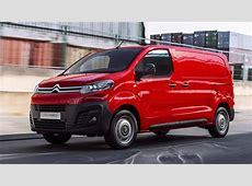 New Citroën Dispatch CV Show World Premiere Citroën UK