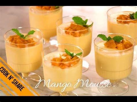 mango mousse cake recipe     mousse cake