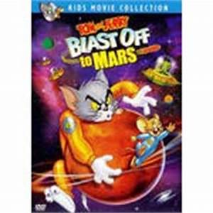 Tom and Jerry Blast Off to Mars VHS Cover (page 2) - Pics ...