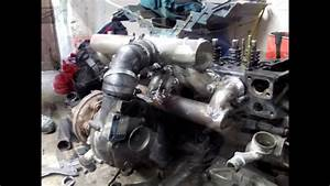 Engine Mercedes W123 3 0 Om617 Turbo Fiat Croma 2 5