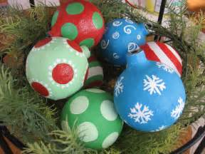 how to make paper mache ornaments rural mom