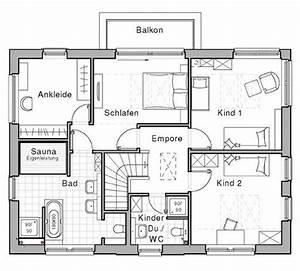 Haus Grundriss Ideen Einfamilienhaus : ber ideen zu grundrisse auf pinterest hauspl ne ~ Lizthompson.info Haus und Dekorationen