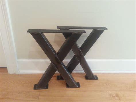 metal legs for a desk x bench metal legs steel bench legs