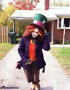 The Mad Hatter - Homemade Halloween Costume