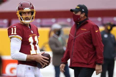 Washington Football Team: Alex Smith, Ron Rivera's ...