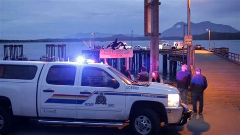 Boat Sinking Vancouver by Fatal Sinking Of Whale Boat Vancouver Island