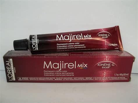 loreal professional majirel ionene  incell permanent