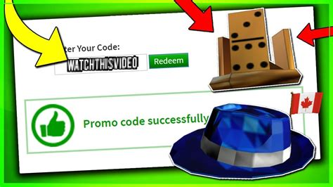 august  working promo codes  roblox  roblox