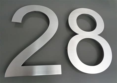 3d letters and numbers 3d look letters numbers 300mm high www mailboxking au 40144
