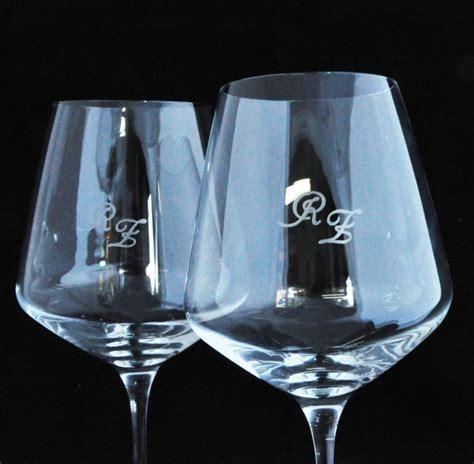 Bicchieri Vetro Personalizzati incisione su bicchieri in vetro incisione bicchieri