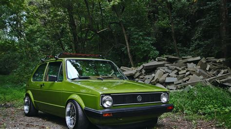 Volkswagen Golf Backgrounds volkswagen golf i golf 1 wallpapers hd desktop and